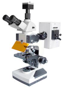ME1000+YG-2型落射荧光显微镜