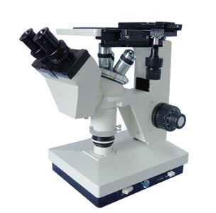 XDJ-100/200/300型倒置金相显微镜
